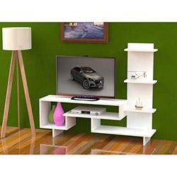 Rafline Simge Tv Ünitesi - Beyaz