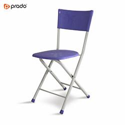 Prado Katlanır Sandalye - Mor