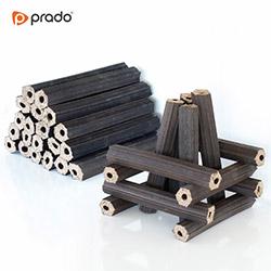 Prado Green Flame Briket Şömine Odunu - 15 kg
