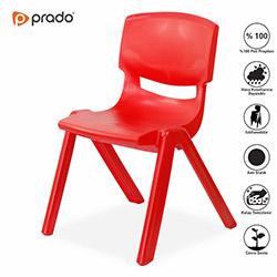 Prado Junior 2'li Çocuk Sandalyesi - Kırmızı