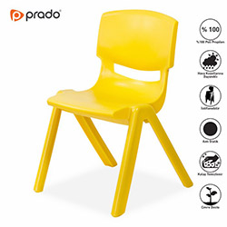 Prado Junior 2'li  Çocuk Sandalyesi - Sarı