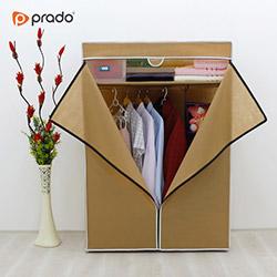 Prado Basic Portatif Bez Dolap - Bej