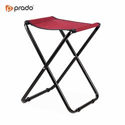 Prado Katlanır Piknik Kamp Taburesi - Kırmızı