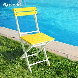 Prado Adaliss Katlanır Sandalye - Sarı