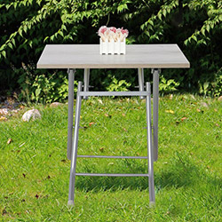 Prado Katlanır Masa (40x60 cm) - Ceviz