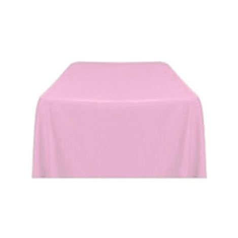 Dekorluk 069 Masa Örtüsü (Pembe) - 150x260 cm