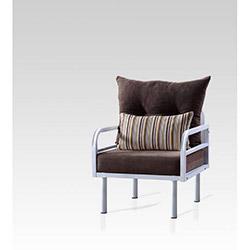 Sigma Tasarım Hira Tekli Koltuk - Kahverengi