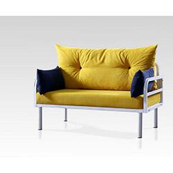 Sigma Tasarım Hira 2'li Kanepe - Sarı