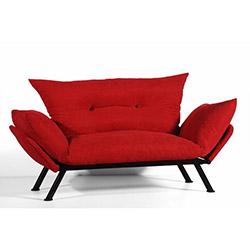 Sigma Tasarım Doğa 2'li Kanepe - Kırmızı
