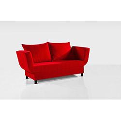 Sigma Tasarım Porto Sandıklı Kanepe - Kırmızı
