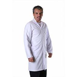 Endüstri Giyim is11-005-2 Önlüğü (Beyaz) - XS
