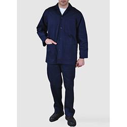 Endüstri Giyim is41-005 Mevsimlik Takım Elbise(Lacivert) - XL