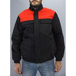 Turpex is41-032 Polarlı Mont(Siyah) - XL