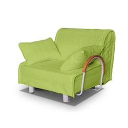 Seray Serdini Yataklı Koltuk - Yeşil