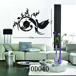 Karin 10 D 040 Sticker Saat - 57x39 cm