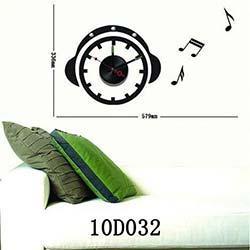 Karin 10 D 032 Sticker Saat - 59x33 cm