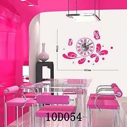 Karin 10 D 054 Sticker Saat - 65x43 cm
