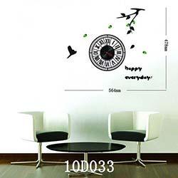 Karin 10 D 033 Sticker Saat - 56x47 cm