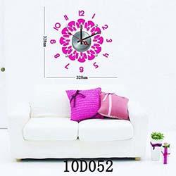 Karin 10 D 052 Sticker Saat - 32x32 cm