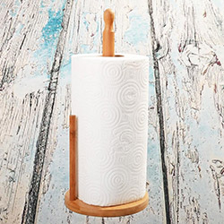 iHouse 20115 Bambu Kağıt Havluluk - 14x32 cm
