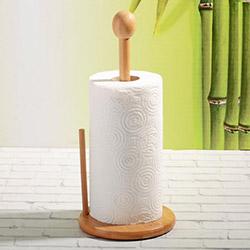 iHouse 20753 Bambu Kağıt Havluluk - 16x30 cm