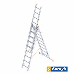 Saraylı Endüstriyel A Tip Merdiven - 5.7 m