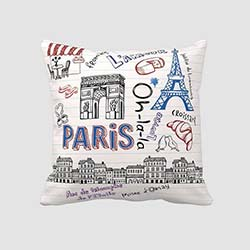 Beauty Crafts Paris  Dekoratif Yastık