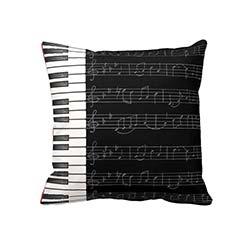 Beauty Crafts Piyano  Dekoratif Yastık