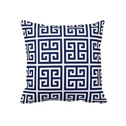 Beauty Crafts 002 Greek Pattern Dekoratif Yastık