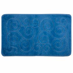 Confetti Feridras Şile Banyo Paspası (Mavi) - 50x80 cm