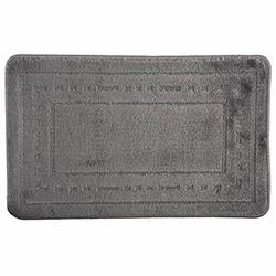 Confetti Homestyle 3128 Banyo Paspası (Platin) - 50x80 cm