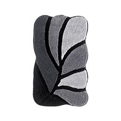Confetti Arsus Banyo Halısı Siyah - 55x60 cm