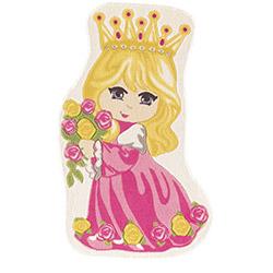 Confetti Princess Çocuk Halısı Pembe - 100x160 cm