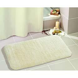 Confetti Cotton Calypso Banyo Halısı Beyaz - 60x100 cm