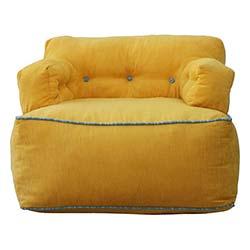 Gibi Design Wasy Tonbo Dolgu Koltuk - Sarı