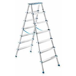 Doğrular Çift Taraflı 7+7 Basamaklı Merdiven