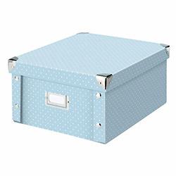 Deepot CB3126-BD Düzenleme Kutusu - Mavi/Beyaz