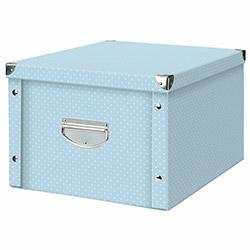 Deepot CB4335-BD Düzenleme Kutusu - Mavi/Beyaz