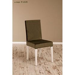 Helen V-215 Sandalye - Beyaz / Yeşil