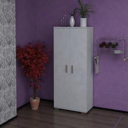 Sanal Mobilya Sorrento 024 Çok Amaçlı Mutfak Dolabı - Beyaz