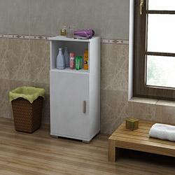 Sanal Mobilya Sorrento 040 Çok Amaçlı Banyo Dolabı - Beyaz