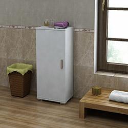 Sanal Mobilya Sorrento 042 Çok Amaçlı Banyo Dolabı - Beyaz