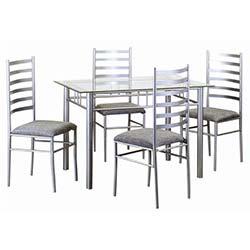 Hernema Cam Masa ve Sandalye Takımı