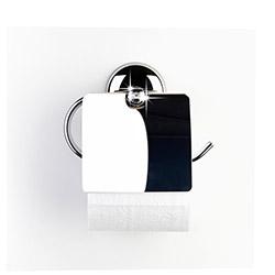 Tekno-Tel MG191 Kapaklı Tuvalet Kağıtlığı