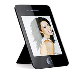 Practika iPhone Tasarımlı Çerçeve - Siyah