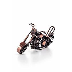 DecoTown Metal Motosiklet Biblo