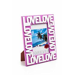 DecoTown Love Ahşap Fotoğraf Çerçevesi