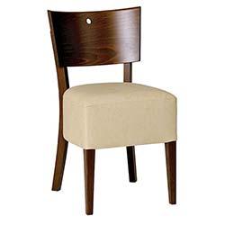 Ünal İş Thonet Coupe (2 Adet) Sandalye - Ceviz