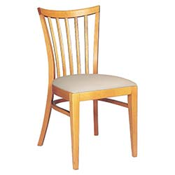 Ünal İş Thonet (2 Adet) Sandalye - Naturel