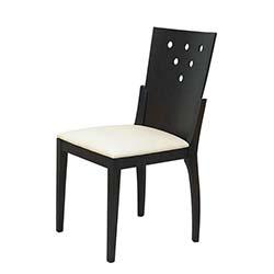 Ünal İş Zero (2 Adet) Sandalye - Wenge